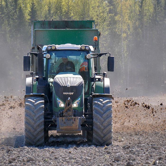 lannan ja kompostinlevitykset pirkanmaa